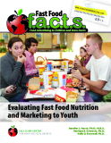 Evaluating Fast Food Nutrition  and Marketing to Youth