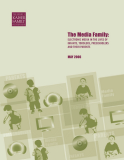The Media Family: ElEctronic MEdia in thE livEs of    infants, toddlErs, PrEschoolErs    and thEir ParEnts