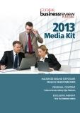 GLOBAL  BUSINESSREVIEW PLATFORM 2013 Media Kit