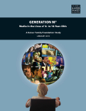 GENERATION M2 Media in the Lives of 8- to 18-Year-Olds