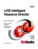 z/OS Intelligent  Resource Director