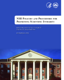 NIH POLICIES AND  PROCEDURES FOR  PROMOTING  SCIENTIFIC  INTEGRITY