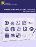 Designing social media policy for  government: Eight essential  elements