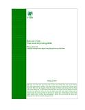 Báo cáo vĩ mô Toàn cảnh thị trường 2006