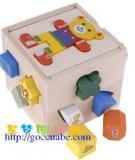 Giúp trẻ 3 tuổi học thông qua đồ chơi
