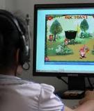Những trò chơi máy tính có làm hại tới khả năng học tập của trẻ?