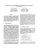 "Báo cáo khoa học: ""POLYNOMIAL TIME PARSING OF COMBINATORY CATEGORIAL GRAMMARS*"""