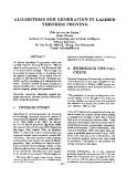 "Báo cáo khoa học: ""ALGORITHMS FOR GENERATION THEOREM PROVING IN LAMBEK"""