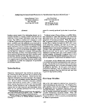 """Báo cáo khoa học: """"Assigning Intonational Featuresin Synthesized Spoken Directions"""""""