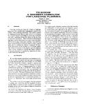 "Báo cáo khoa học: ""TELEGRAM: A GRAMMAR FORMALISM FOR LANGUAGE PLANNING"""