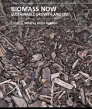 BIOMASS NOW – SUSTAINABLE GROWTH AND USE