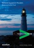 Network Equipment Providers  Restoring Investor Trust