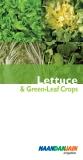 Lettuce & Green-Leaf Crops
