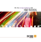 Win the energy challenge with  ISO 50001