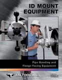 ID MOUNT EQUIPMENT: Pipe Beveling and Flange Facing Equipment