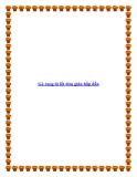 Gà rang lá lốt đơn giản hấp dẫn