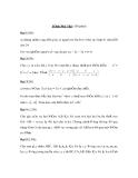Đề Thi Thử Tuyển Sinh Lớp 10 Toán 2013 - Đề 61
