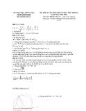 Đề Thi Thử Tuyển Sinh Lớp 10 Toán 2013 - Đề 76
