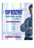 SUZANNE FLEMING'S  STAFF RECRUITMENT SURVIVAL GUIDE