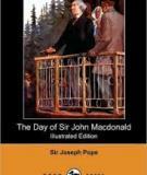 The Day of Sir John Macdonald