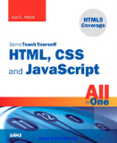 Sams Teach Yourself  HTML, CSS and JavaScript in  All One