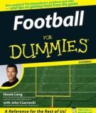 Football For Dummies, 3rd Edition