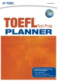 TOEFL@ Test Prep Planner