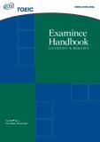 LISTENING & READING Examinee  Handbook/The TOEIC® Test —  KnowEnglish. Know Success.
