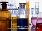 Các bài tập kim loại phản ứng axit