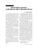 """Báo cáo """"Một số vấn đề lí luận, pháp lí và điều kiện phát triển cơ chế ba bên ở Việt Nam """""""
