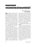 """Báo cáo """" Vai trò của Liên hợp quốc trong cuộc đấu tranh loại trừ khủng bố quốc tế """""""