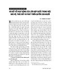"""Báo cáo """"Vài nét về hoạt động của Liên hợp quốc trong việc bảo vệ, thúc đẩy và phát triển quyền con người """""""