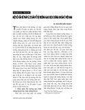 """Báo cáo """" Một số vấn đề pháp lí cơ bản về thị trường giao dịch chứng khoán ở Việt Nam """""""