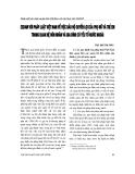 """Báo cáo """" CEDAW với pháp luật Việt Nam về vai trò bảo hộ quyền lợi của phụ nữ và trẻ em trong quan hệ hôn nhân và gia đình có yếu tố nước ngoài """""""