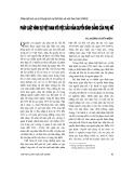 """Báo cáo """" Pháp luật tố tụng hình sự Việt Nam với việc bảo vệ quyền của phụ nữ theo CEDAW """""""