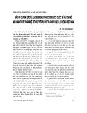 Báo cáo : Bảo vệ quyền lợi của lao động nữ theo Công ước quốc tế về xoá bỏ mọi hình thức phân biệt đối xử với phụ nữ và pháp luật lao động Việt Nam