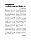 """Báo cáo """" Vị trí của Hiến chương Liên hợp quốc trong hệ thống pháp luật quốc tế"""""""