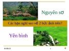 Phát triển du lịch bền vững tại bản Lác – Mai Châu - Hòa Bình