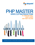 PHP MASTER:  Write Cutting - Edge Code