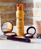 4 phút make-up rạng rỡ ngày đông