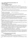 Chương 1: NHỮNG VẤN ĐỀ CƠ BẢN VỀ KINH TẾ HỌC VĨ MÔ