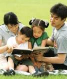 6 giá trị đạo đức quan trọng cha mẹ phải dạy con