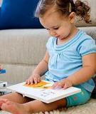 Khuyến khích bé yêu thích sách