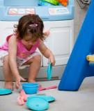 Trẻ 3 tuổi & Tầm quan trọng của Giáo dục Nguyên tắc, Kỷ luật.