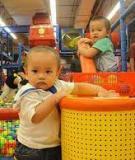 Trẻ em nên chơi thường xuyên tới mức nào?