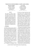 """Báo cáo khoa học: """"Using lexical and relational similarity to classify semantic relations"""""""