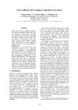 "Báo cáo khoa học: ""CD ER: Efficient MT Evaluation Using Block Movements"""