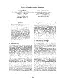 """Báo cáo khoa học: """"String Transformation Learning"""""""