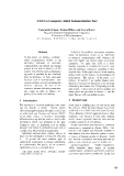 "Báo cáo khoa học: ""a Computer-Aided Summarisation Tool"""