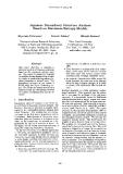 "Báo cáo khoa học: ""Japanese Dependency Structure Analysis Based on Maximum Entropy Models"""